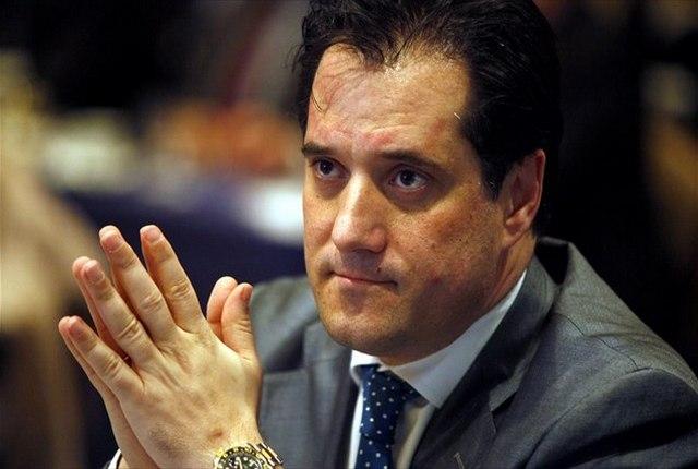 Γεωργιάδης: Αν παρουσιάσουν στοιχεία ότι πήρα 2 εκατ. ευρώ θα αυτοπυρποληθώ