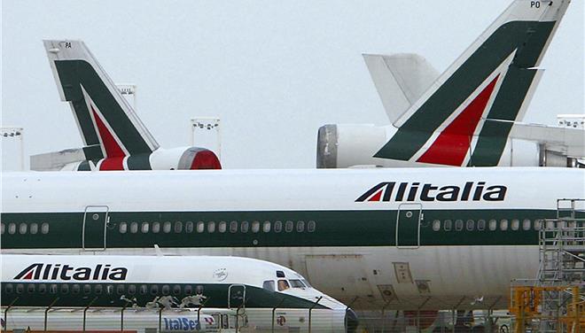 Κινητοποιήσεις στην Alitalia, απολύει το 20% του προσωπικού της