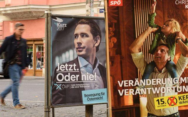 Αυστριακή στροφή με ευρωπαϊκές παρενέργειες
