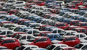 Μειωμένος κατά 6,1% ο κύκλος εργασιών στον τομέα των αυτοκινήτων