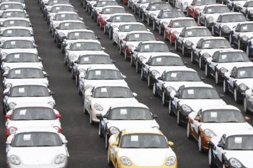 Πτωτικά οι πωλήσεις νέων αυτοκινήτων στην Ε.Ε