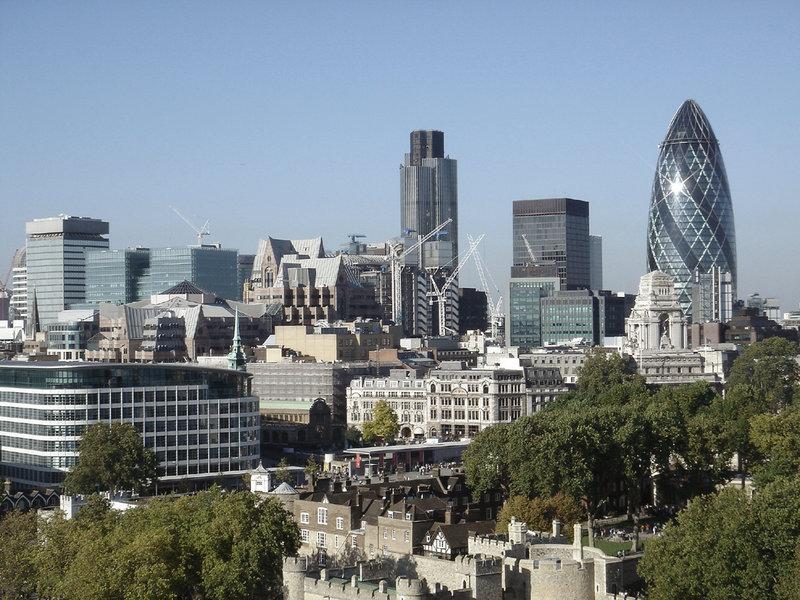 Που θα 'βρίσκεται' το Λονδίνο μετά από λίγα χρόνια;