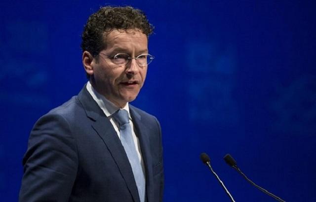 Ο Ντάισελμπλουμ θα αναλάβει ρόλο εξωτερικού συμβούλου στον ΕΜΣ