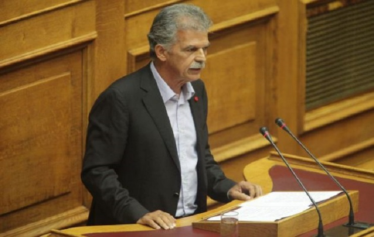 Κατά της Φώφης ο Δανέλης: Η εκλογολογία βλάπτει τη χώρα