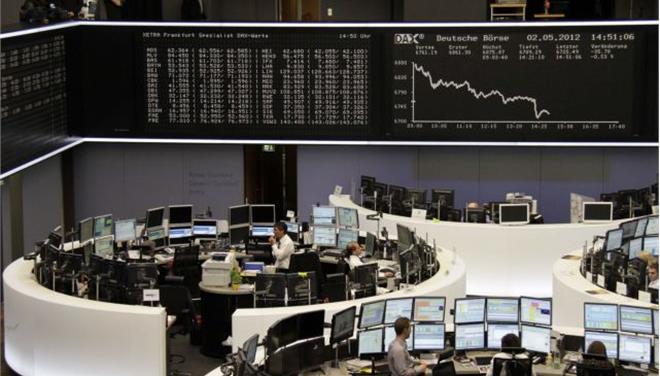 Ήπιες μεταβολές στις ευρωαγορές