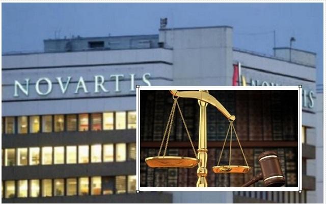 Σκάνδαλο Novartis: Δικαστές vs δικαστών με στόχο το κουκούλωμα;