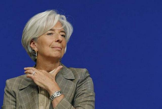 Λαγκάρντ: «Όχι» σε διαγραφή, «Ναι» σε αναδιάρθρωση του ελληνικού χρέους