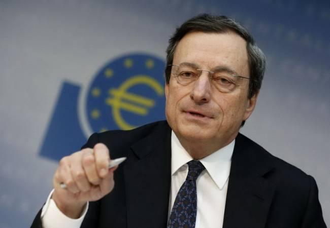 Ντράγκι: Οι αγορές ομολόγων από την ΕΚΤ θα συνεχισθούν