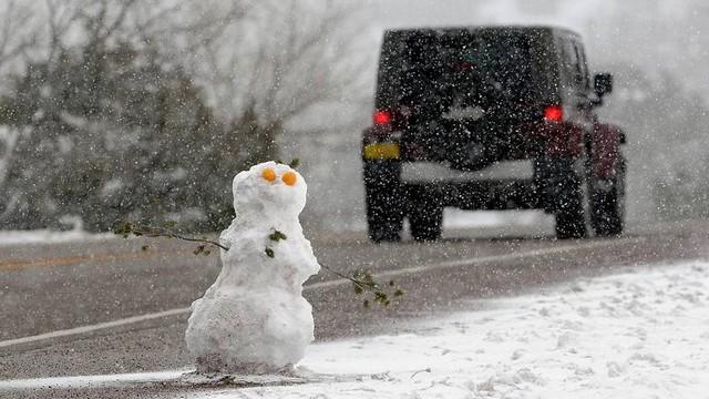 Έκτακτο δελτίο καιρού για χιόνια και θυελλώδεις βοριάδες