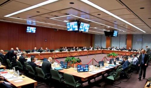 Τίποτα από Eurogroup, εν αναμονή πολιτικών διαπραγματεύσεων