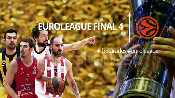 Bet Tips: Το Final 4 της Euroleague στο προσκήνιο
