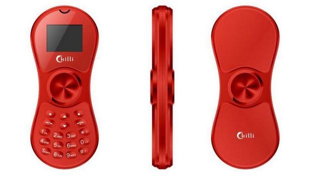 Το fidget spinner- τηλεφωνο έρχεται από το Χονγκ Κονγκ!