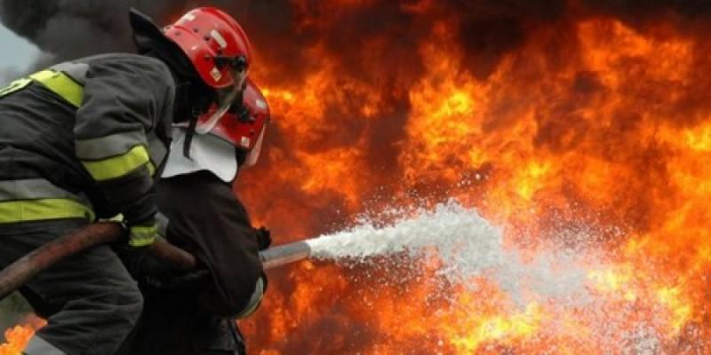 Νεκρός από φωτιά σε αποθήκη στον Κολωνό