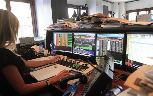 Ρευστό σκηνικό στο χρηματιστήριο