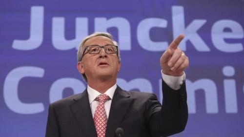 Γιούνκερ: Η Ευρωζώνη δεν θα ήταν πλήρης χωρίς την Ελλάδα
