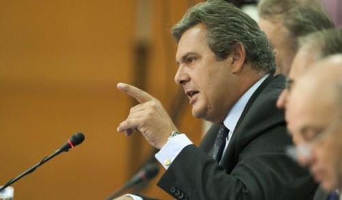 Καμμένος για Κουρτάκη - Τζένο: Να αφήσουν τις δικαιολογίες και να έρθουν να δικαστούν