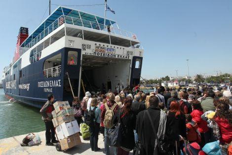 Tα δικαιώματα των επιβατών στις ακτοπλοϊκές μεταφορές