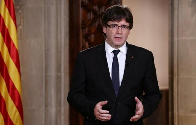 Βρυξέλλες: Συγκέντρωση υπέρ της ανεξαρτησίας της Καταλωνίας