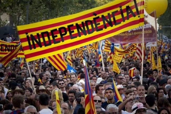 Η Καταλανική ιστορία: Πως φτάσαμε στο δημοψήφισμα