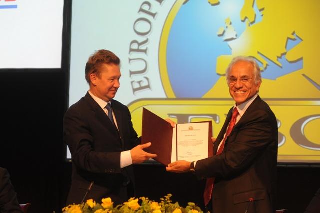 Gazprom- Κοπελούζος απειλούν ΔΕΠΑ, πόλεμος στην αγορά φυσικού αερίου
