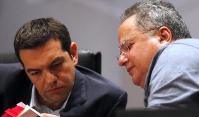 Οι διαβουλεύσεις για την ΠΓΔΜ στη συνάντηση Τσίπρα-Κοτζιά