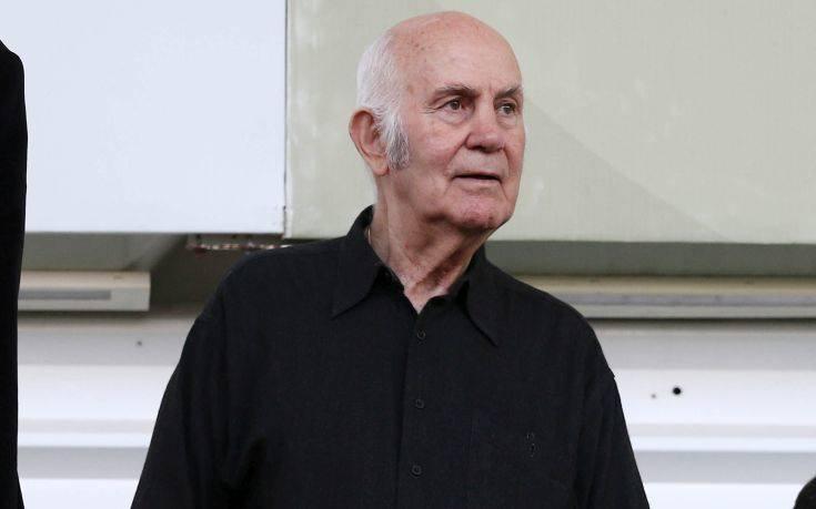 Έφυγε από τη ζωή ο Τάκης Λουκανίδης