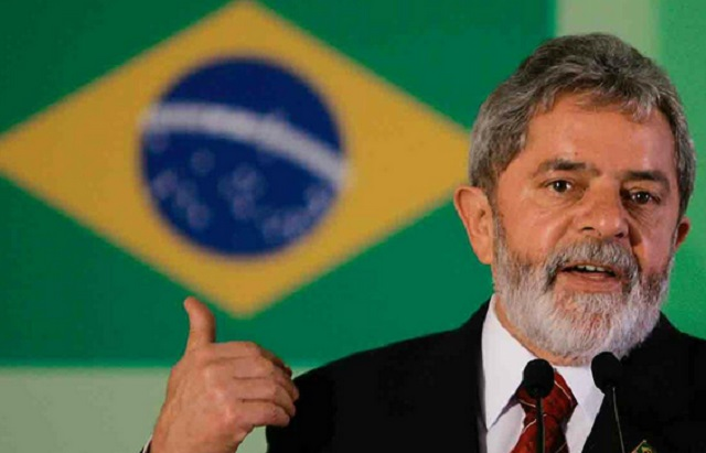 O Όλιβερ Στόουν και 4 πρώην πρόεδροι της Ν. Αμερικής στηρίζουν Λούλα