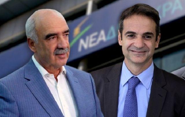 Πηγές ΝΔ: Το θέμα έληξε ο Μεϊμαράκης δεν αναφερόταν στον Μητσοτάκη