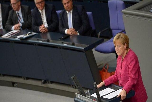 Μέρκελ: Οι Τούρκοι πολίτες μπορούν να έρθουν με ασφάλεια στην Γερμανία