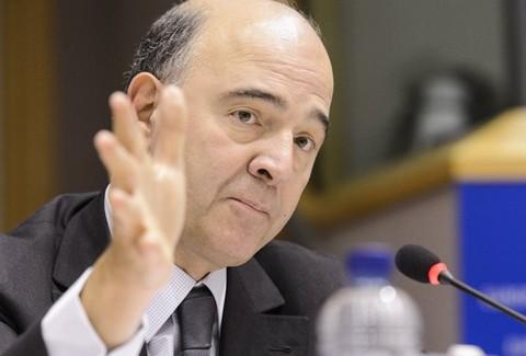 Μήνυμα Μοσκοβισί σε ΔΝΤ: Να εργαστούμε πάνω σε πραγματικά δεδομένα