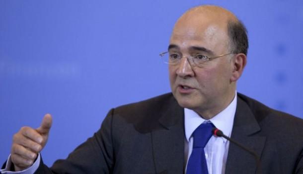 Αισιόδοξος ο Μοσκοβισί για ολοκλήρωση της αξιολόγησης στα τέλη Μαΐου