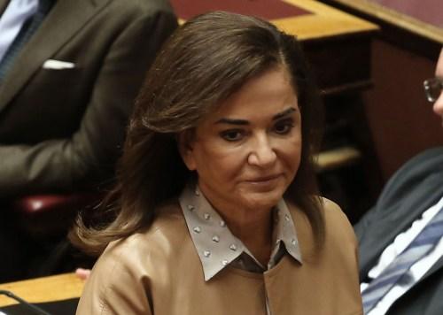 Μπακογιάννη: Το αίτημα για εκλογές παραμένει επιτακτικό