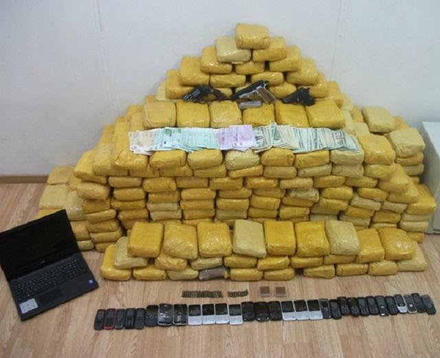 Ισημερινός: 1,5 τόνο κοκαΐνη κατάσχεσαν οι αρχές
