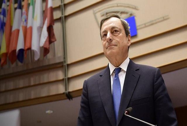 Ντράγκι: Η κρίση της ευρωζώνης έχει τελειώσει