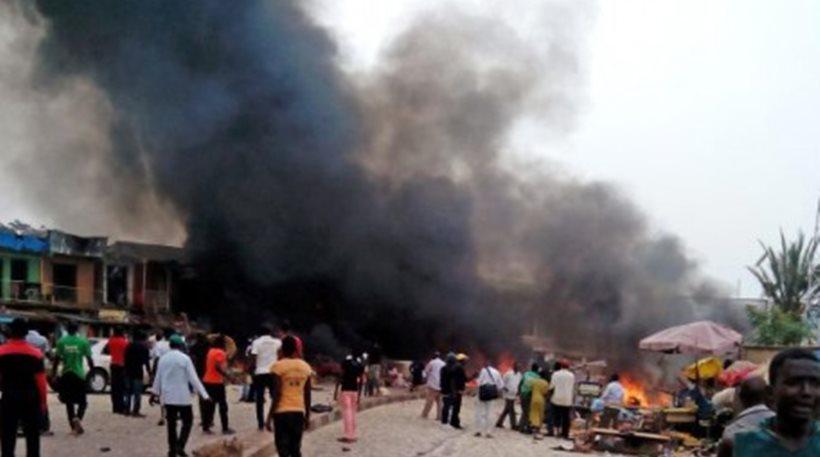 Νιγηρία: Πέντε νεκροί σε επίθεση βομβιστή-καμικάζι