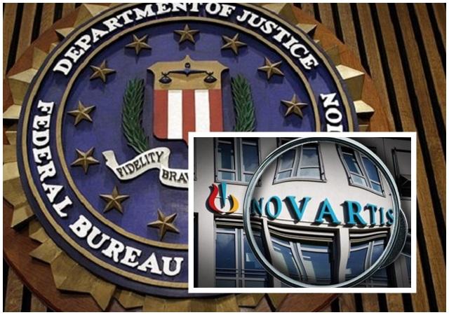 Υπόθεση Novartis: Νέα στοιχεία - φωτιά από έγγραφο του FBI