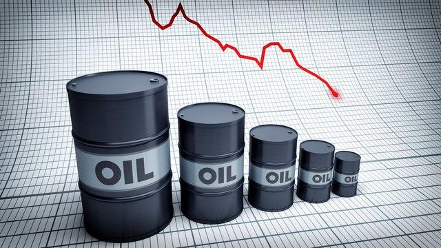 Ήπια πτώση για το αργό πετρέλαιο