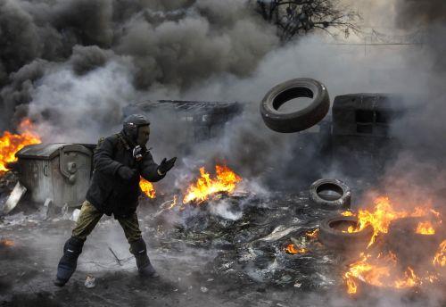 Ξεκίνησε ο πόλεμος στην Ουκρανία