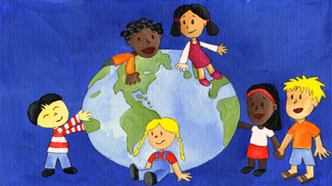 Τα οφέλη που προσφέρουν οι «γλώσσες» στα παιδιά