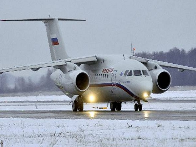 Συνετρίβη αεροσκάφος μόλις απογειώθηκε από Μόσχα με 71 επιβαίνοντες