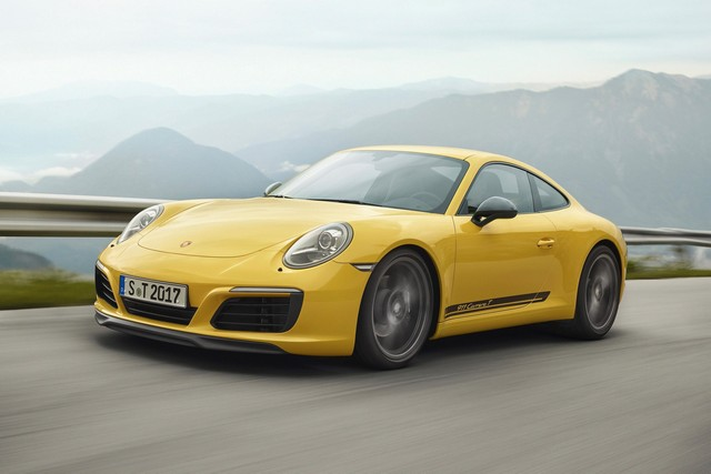 2018 Porsche 911 T: Το «εγγόνι» του μοντέλου των 60 's είναι εδώ και συναρπάζει! (vid)