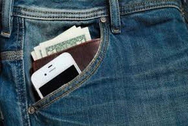 Μην βάζετε το κινητό στην τσέπη!