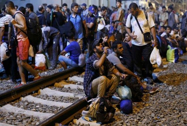 Το τούρκικο παζάρι με τους πρόσφυγες