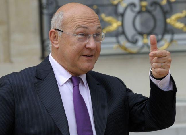 Σαπέν: Θα χάσουν πολλά λεφτά όσοι στοιχηματίζουν υπέρ της Λεπέν