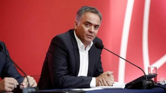 Σκουρλέτης: «Αλλοιώνει την αυτοδιοίκηση το εκλογικό σύστημα που θέλει ο Μητσοτάκης»