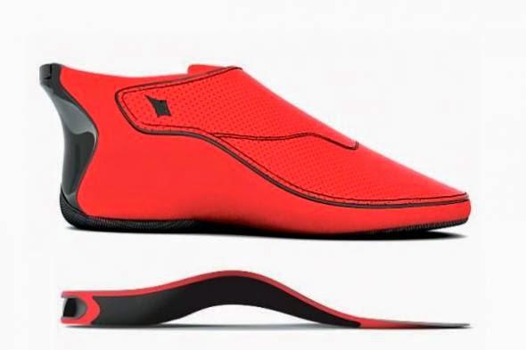 Έξυπνα παπούτσια καθοδηγούν άτομα με πρόβλημα όρασης