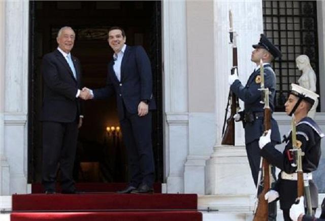Ρεμπέλο ντε Σόουζα: Η Ελλάδα μπορεί να βασιστεί σε εμάς