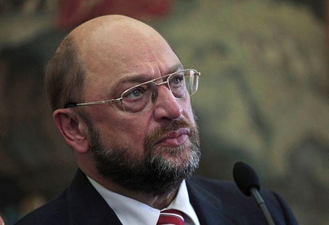 «Καρφιά» Σουλτς για όσους διαδήλωσαν κατά της G20
