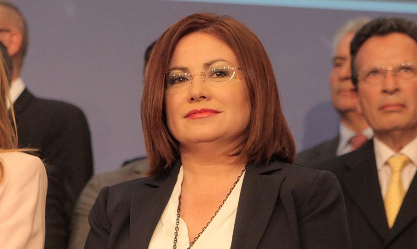 Σπυράκη: Η ΝΔ δεν θα ψηφίσει τη συμφωνία