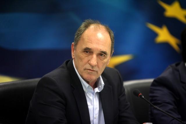 Σταθάκης για υδρογονάνθρακες: Ψήφος εμπιστοσύνης σε Ελλάδα